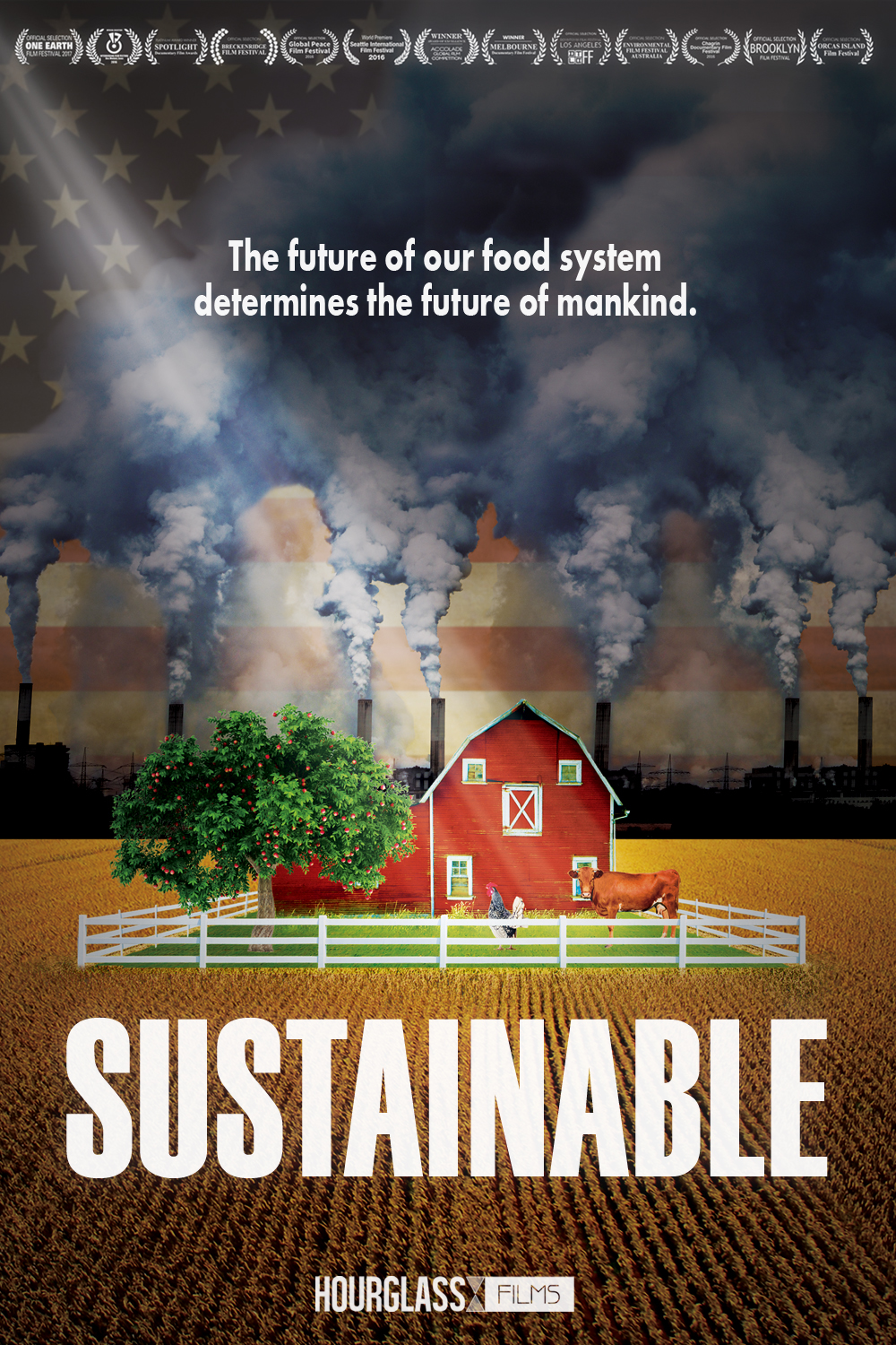 Sustainable a documentary on the local food movement in for American cuisine film